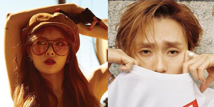 """Cộng đồng fan Kpop tiếp tục dậy sóng trước thông tin E'Dawn - HyunA bất ngờ bị """"trục xuất"""" khỏi Cube."""