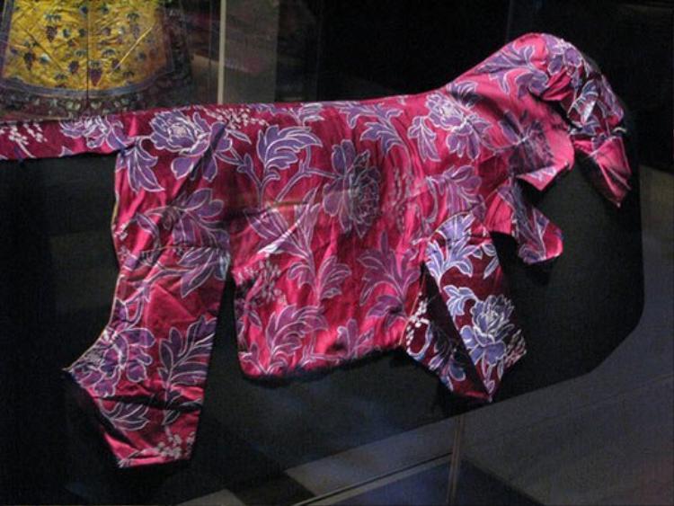 Bộ trang phục cho chó được trưng bày tại triển lãm. Ảnh:Owen Jarus