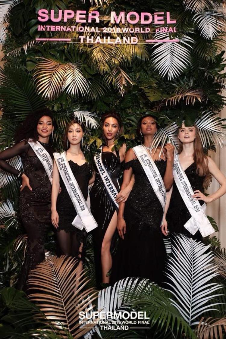 CLIP: Những màn catwalk siêu đỉnh giúp Khả Trang đăng quang Supermodel International 2018 tại Thái Lan