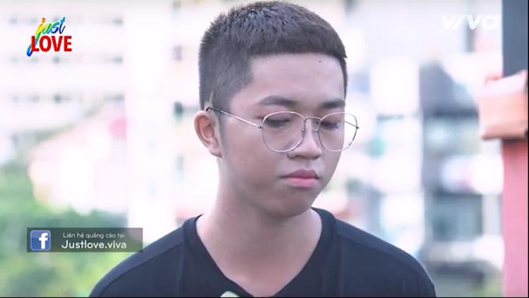 Thanh Trọng chia sẻ câu chuyện của mình