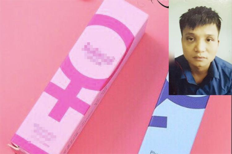 Đối tượng Nguyễn Văn Tâm. Ảnh: báo CAND. Nam thanh niên bôi nước hoa kích dục để gây mê rồi cưỡng hiếp với chị họ