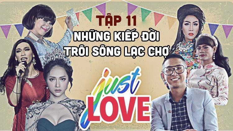 Just Love tập 11: Lô tô và những người nghệ sĩ chân chính