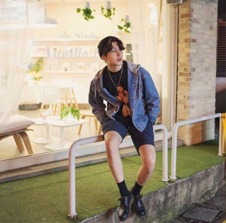 Sung Hoon được nhận xét là có gu ăn mặc khá phong cách.