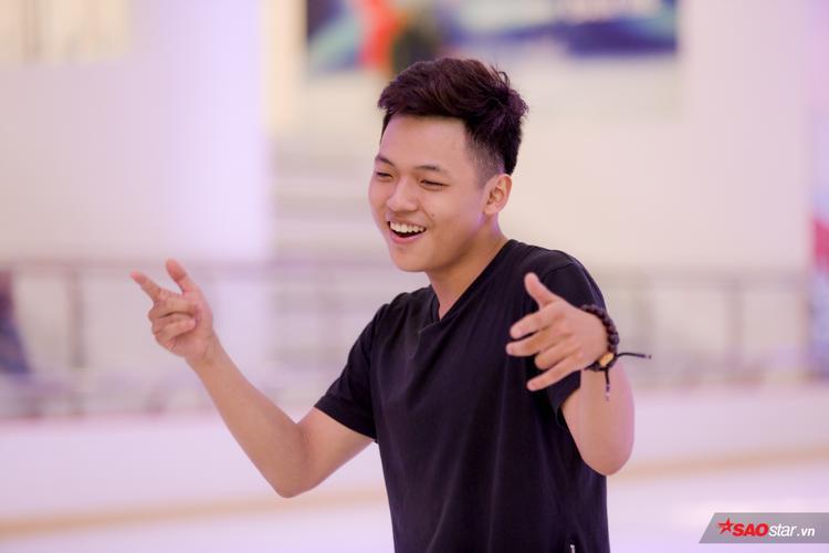 Mai Chí Công - Team HLV Cẩm Ly - Giọng hát Việt nhí 2014.