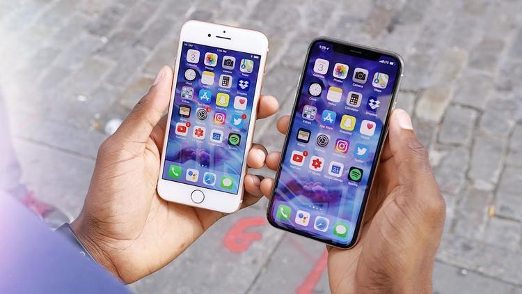 iPhone X, iPhone 8 và iPhone 8 Plus chính hãng đón nhận đợt giảm giá sâu nhất trong một năm trở lại đây.