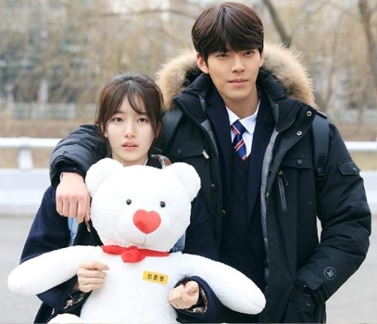 Suzy vào vai No Eul đóng cặp cùng tài tử Kim Woo Bin.