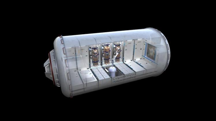 Con người sắp có thể du hành vũ trụ bằng cách ngủ đông như trong phim