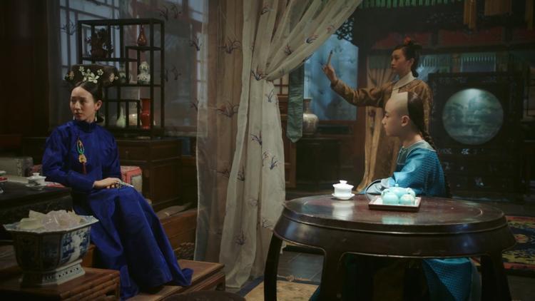 'Như Ý truyện' tập 67-68: Lệnh Phi trở thành Đáp ứng đại hạ giá  Hoà Kính Công chúa như vũ bão đổ bộ hậu cung