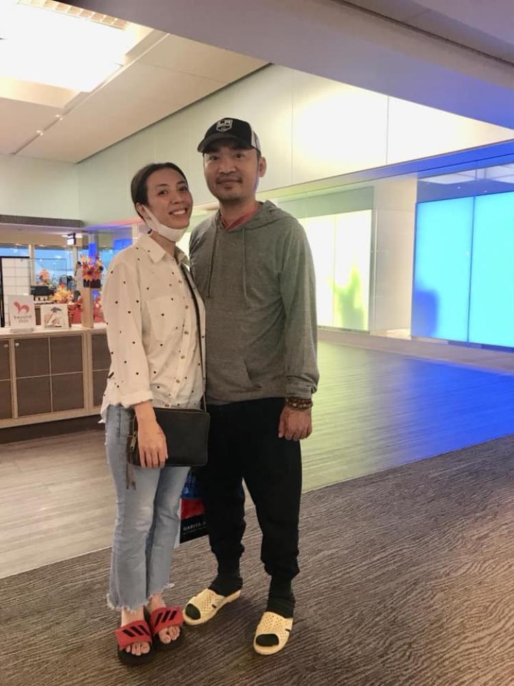 Thu Trang gọi Tiến Luật là chú, tặng quà sinh nhật bá đạo cho chồng