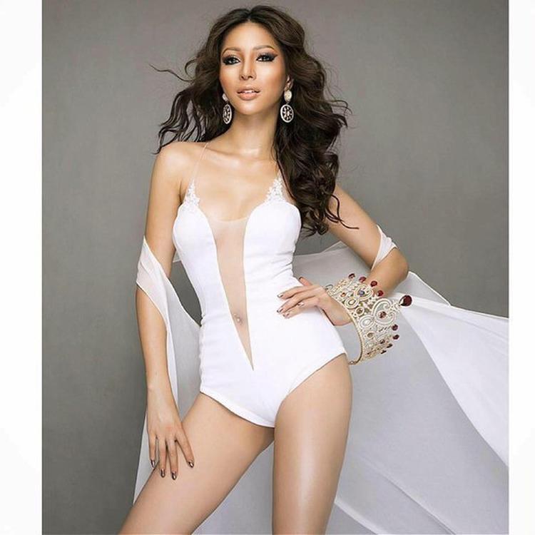 Khả Trang là Mỹ nhân gợi cảm nhất Châu Á do Global Beauties bình chọn