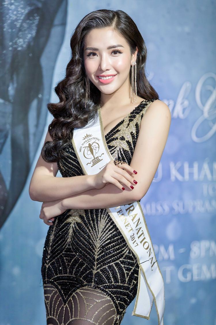 Khánh Phương nhập cuộc khi cuộc thi đã đi gần nửa chặng đường