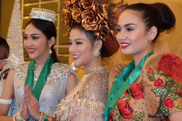 Nữ thần mặt trời Phương Khánh toả sáng đạt Huy chương Vàng tại Hoa hậu Trái Đất 2018
