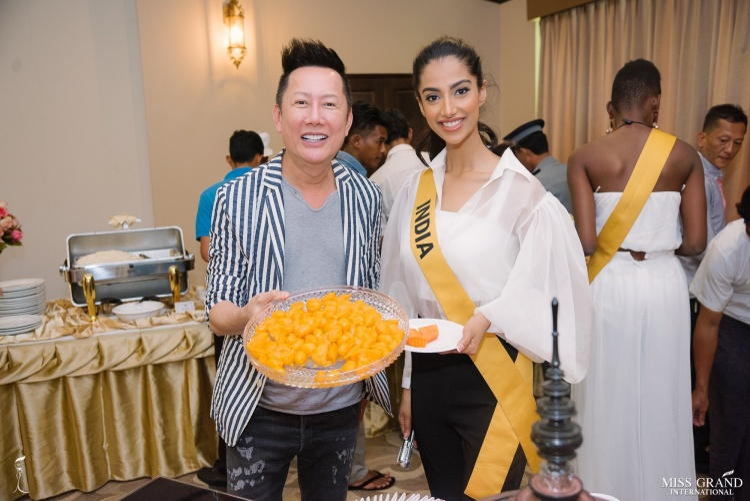 Phải chăng đây chính là người đẹp đã được sắp đặt cho danh hiệu Miss Grand International 2018?