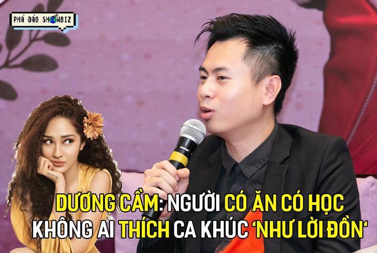 Nguồn: Phá đảo showbiz Nhạc sĩ Dương Cầm lại tiếp tục đưa những nhận xét về MV mới của Bảo Anh