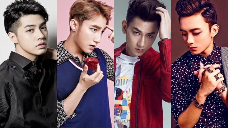Đọ sức nóng các soái ca Vpop trên MXH: Noo Phước Thịnh đứng thứ 2 thì ai đứng nhất?