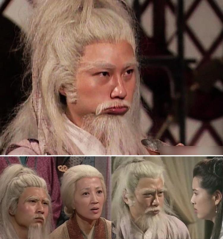 Những biểu cảm ngô nghê của Lê Diệu Tường khi hóa thân thành nhân vật này.