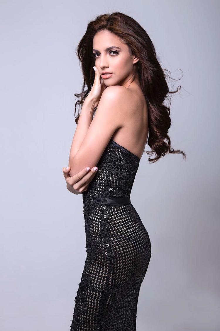 Hoa hậu Hoàn vũ Cộng hòa Dominica.