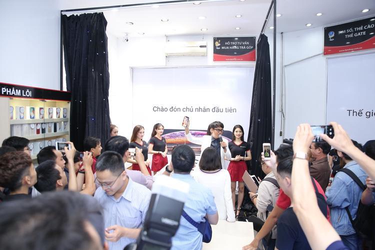 Số lượng người quan tâm đến iPhone Xs Max chiếm quá bán tại Việt Nam.