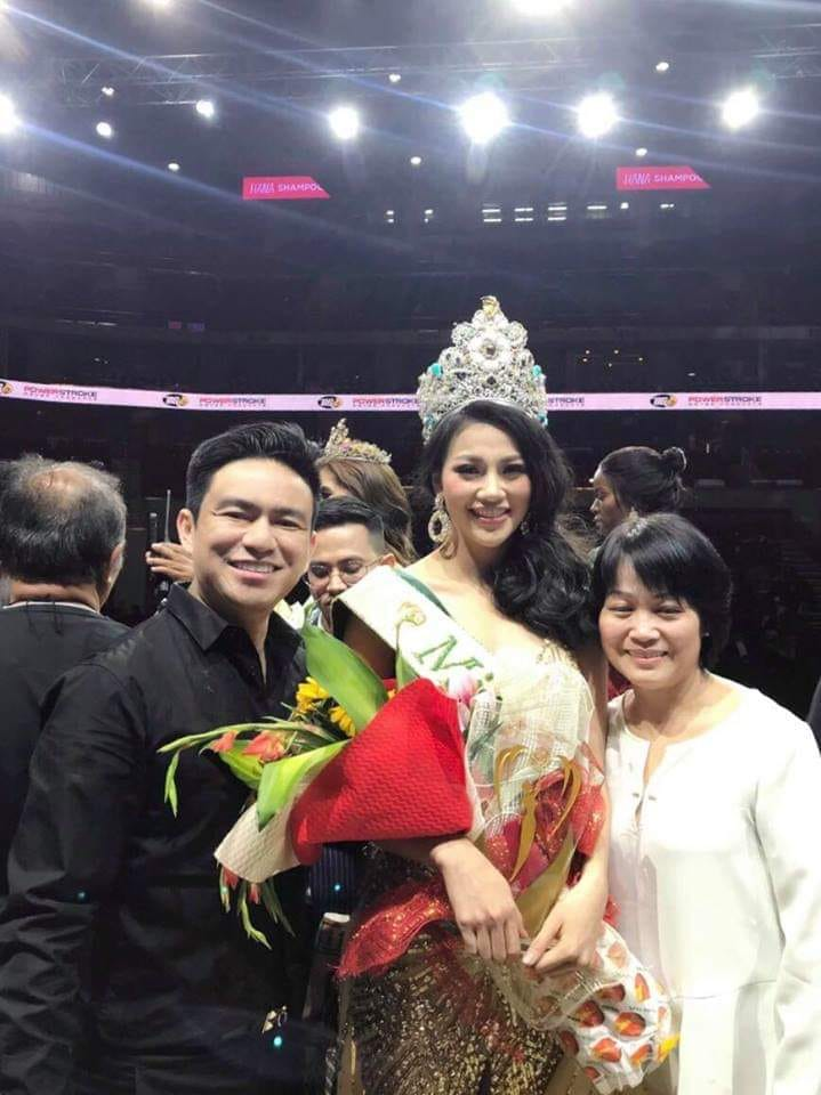 Những lời chia sẻ của bác sĩ Chiêm Quốc Thái càng làm tin đồn hẹn hò với Hoa hậu Phương Khánh được khẳng định
