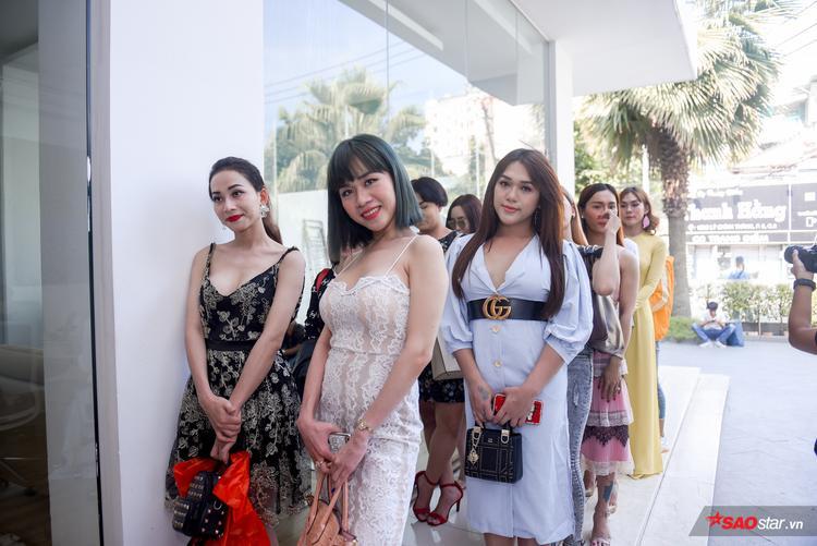 Tất cả các bạn trẻ mong muốn chinh phục The Tiffany Vietnam đều chuẩn bị kỹ càng để thật tỏa sáng trước ban giám khảo.