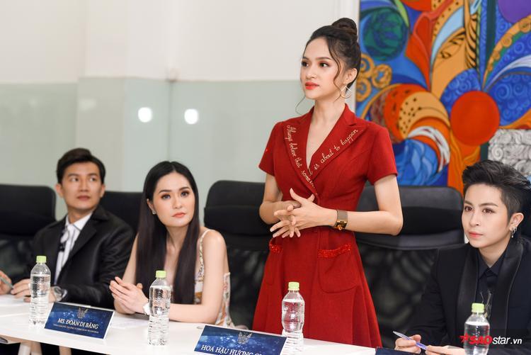 Thần tiên tỷ tỷ Hương Giang sánh đôi cùng Gil Lê casting The Tiffany Vietnam mùa đầu tiên