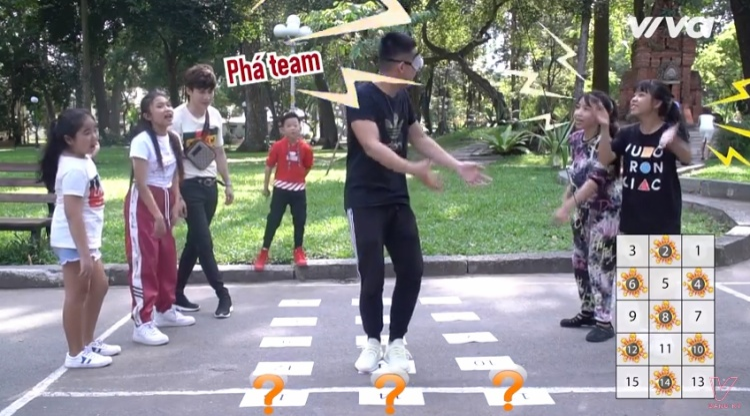 Oh My Kids tập 17: Mặc team Xuân Hùng liên tục phá game, Dũng Bino vẫn đưa đồng đội chiến thắng ngoạn mục