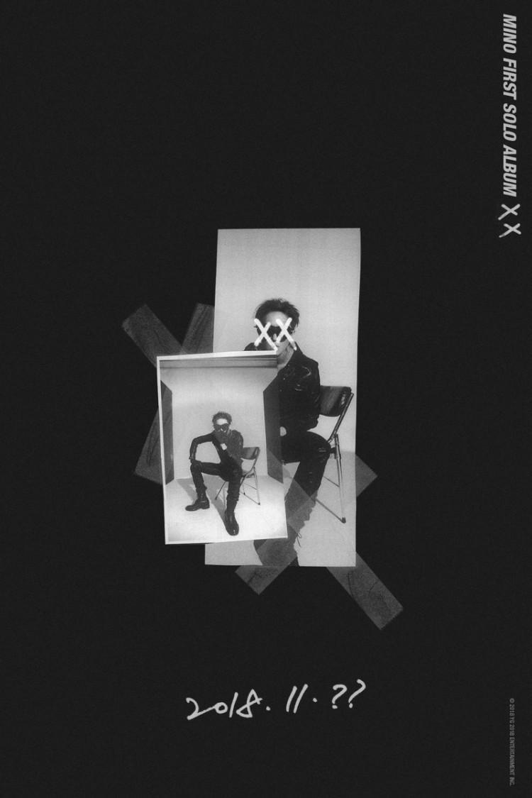 MINO cũng sẽ ra mắt sản phẩm solo trong tháng 11.