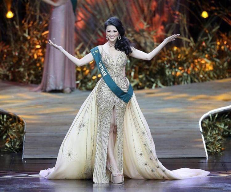 Tân Hoa hậu Trái đất Phương Khánh phản hồi chính thức về việc hẹn hò bác sĩ Chiêm Quốc Thái - Ảnh 1.