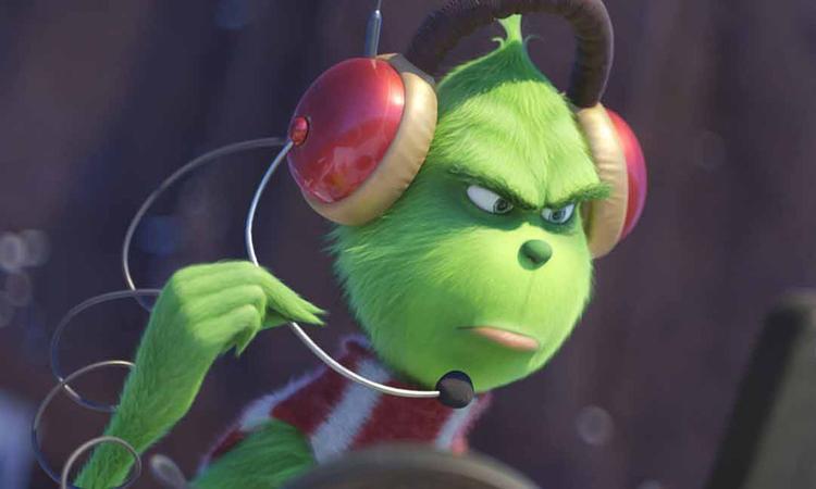 The Grinch: Không khí Giáng Sinh tràn về qua câu chuyện của quái vật xanh chuối ngộ nghĩnh