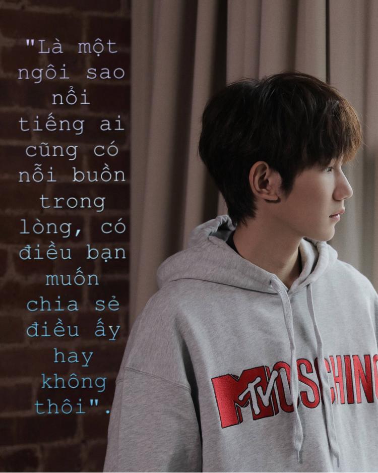 Vương Nguyên (TFBOYS): Vì tinh tú bừng sáng ở sinh thần tuổi 18