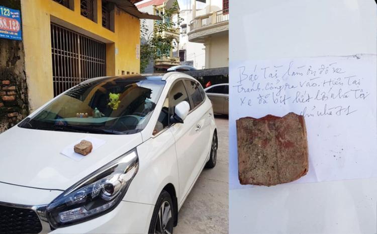 Bị ô tô đỗ trước cửa chắn lối ra vào, chủ nhà tức giận ném trứng sống vương vãi khắp xe dậy mùi tanh cả khu phố Bị ô tô đỗ trước cửa chắn lối đi chủ nhà đã làm điều khiến cổ khu phố ngỡ ngàng