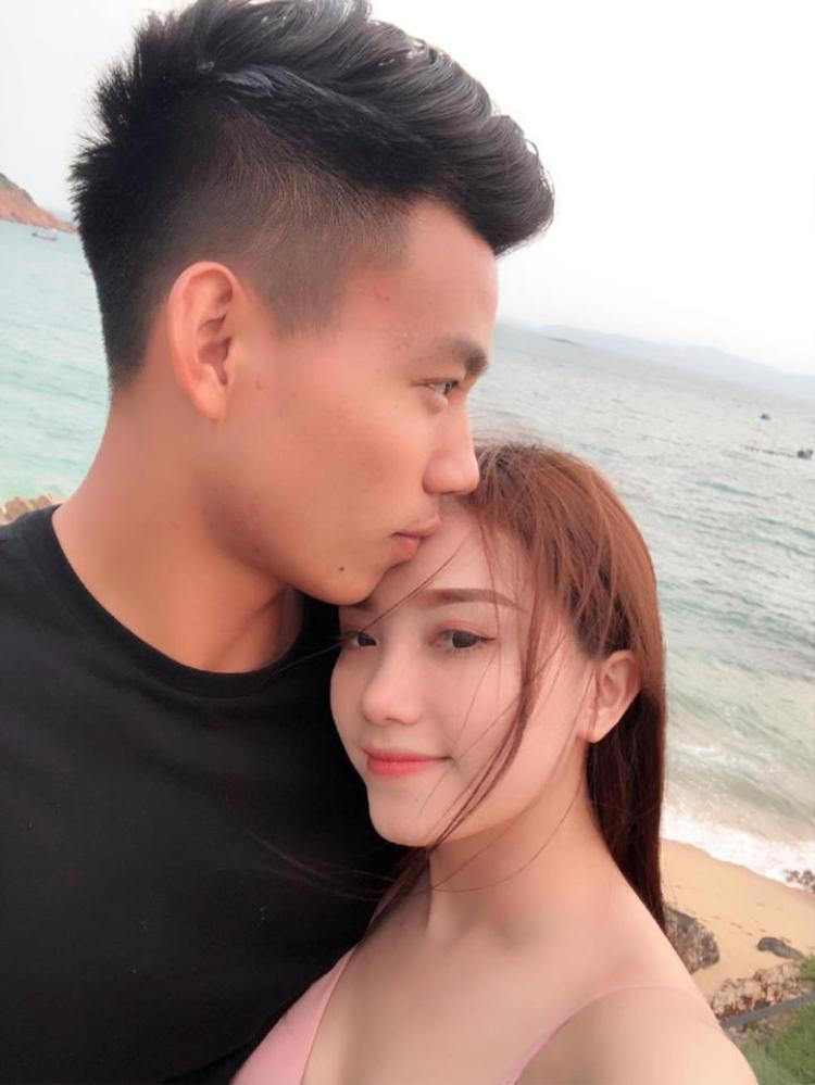 Văn Thanh và bạn gái yêu nhau đã được hơn 3 năm.