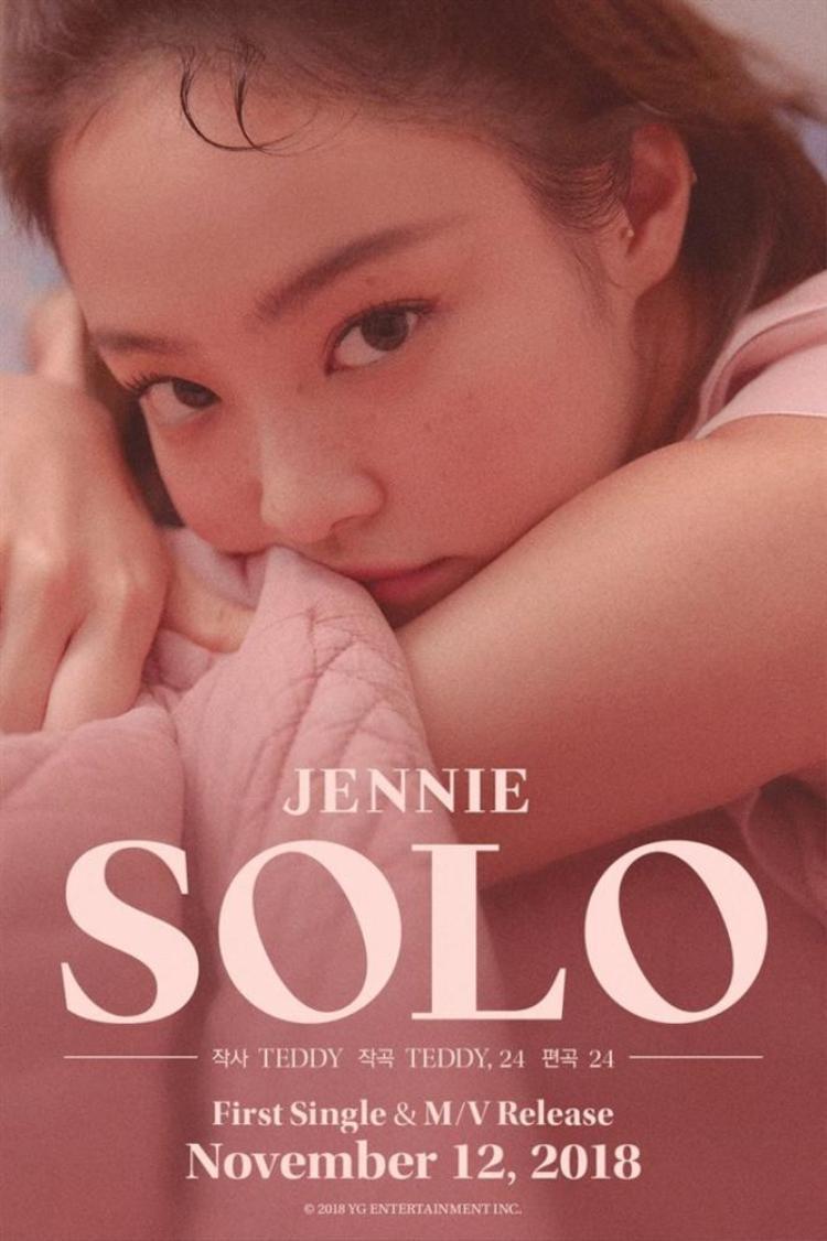 Há hốc mồm với thần thái sang chảnh của Jennie (BlackPink) trong teaser MV debut solo