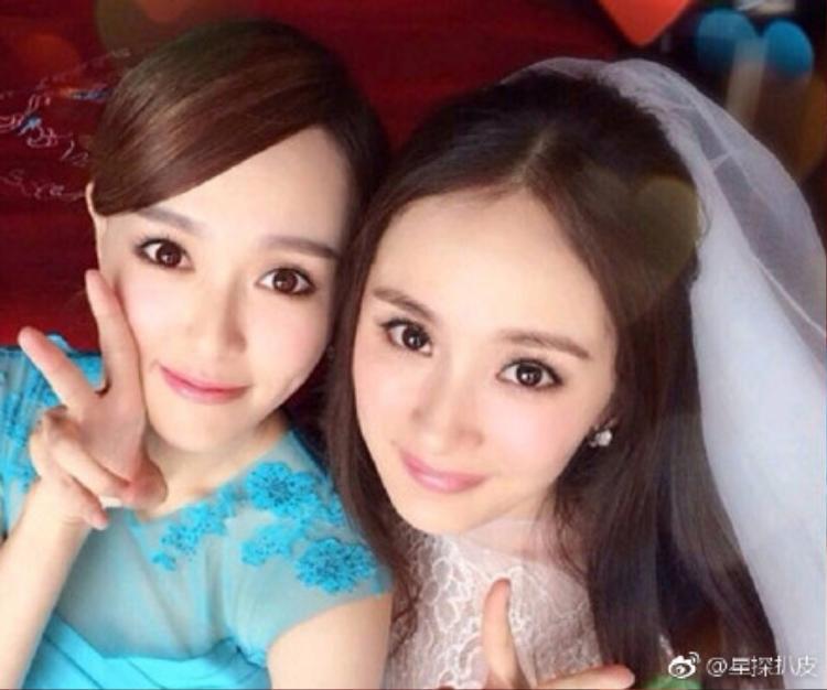 Top 1 hot-search: Dương Mịch  Đường Yên bơ nhau nhưng khổ thân Angelababy phải làm bình phong