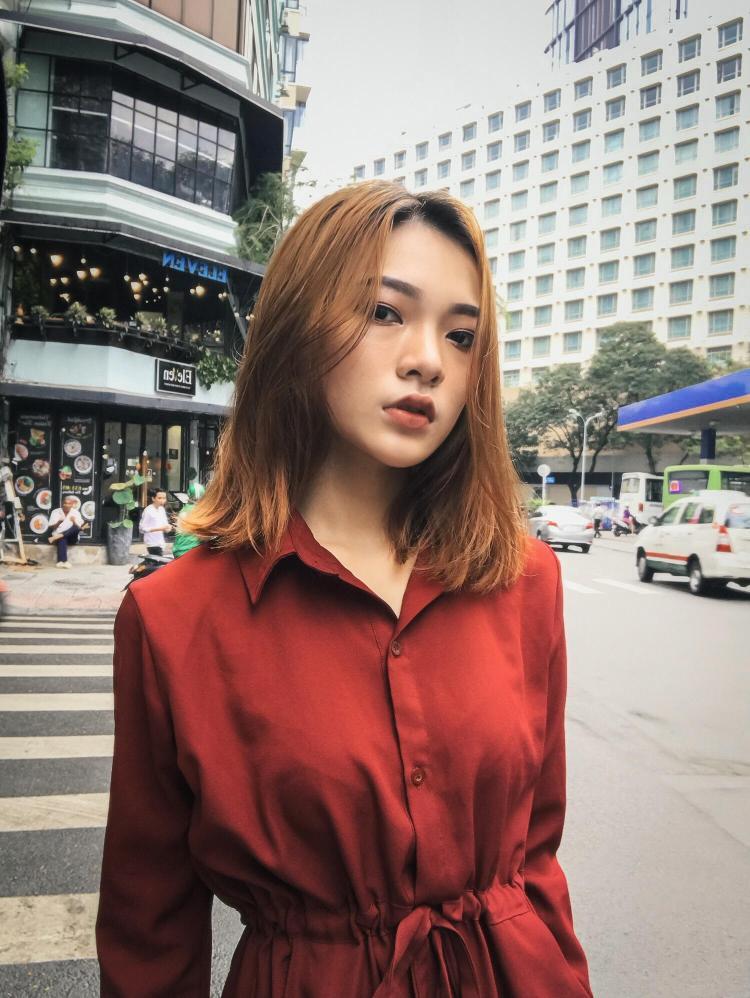 876 - Nguyễn Thị Minh Thanh - lớp 18DNHA1 Quản trị Du lịch - NH - KS.