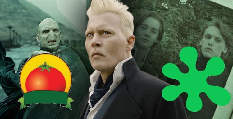 Fantastic Beasts 2 đạt điểm số thấp nhất trong loạt phim Harry Potter trên Rotten Tomatoes
