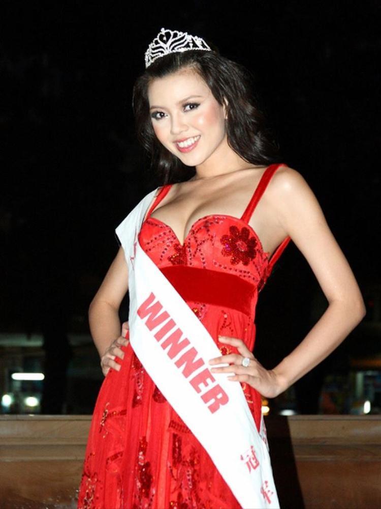 Vũ Hoàng Điệp - Nữ hoàng sắc đẹp quốc tế 2009