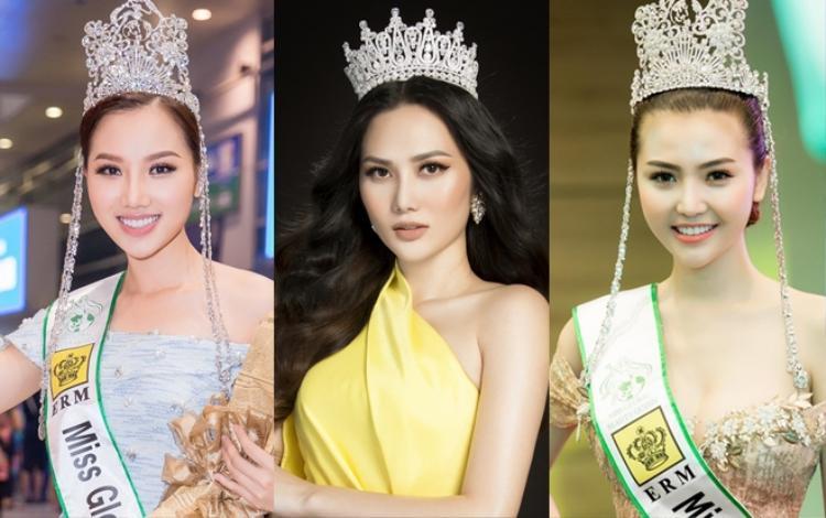 Những cái tên như Hoàng Thu Thảo, Diệu Linh, Ngọc Duyên ngay từ khi tham gia các cuộc thi trong nước đã bị out thẳng cẳng nhưng lại lên ngôi nữ hoàng khi đi thi quốc tế.