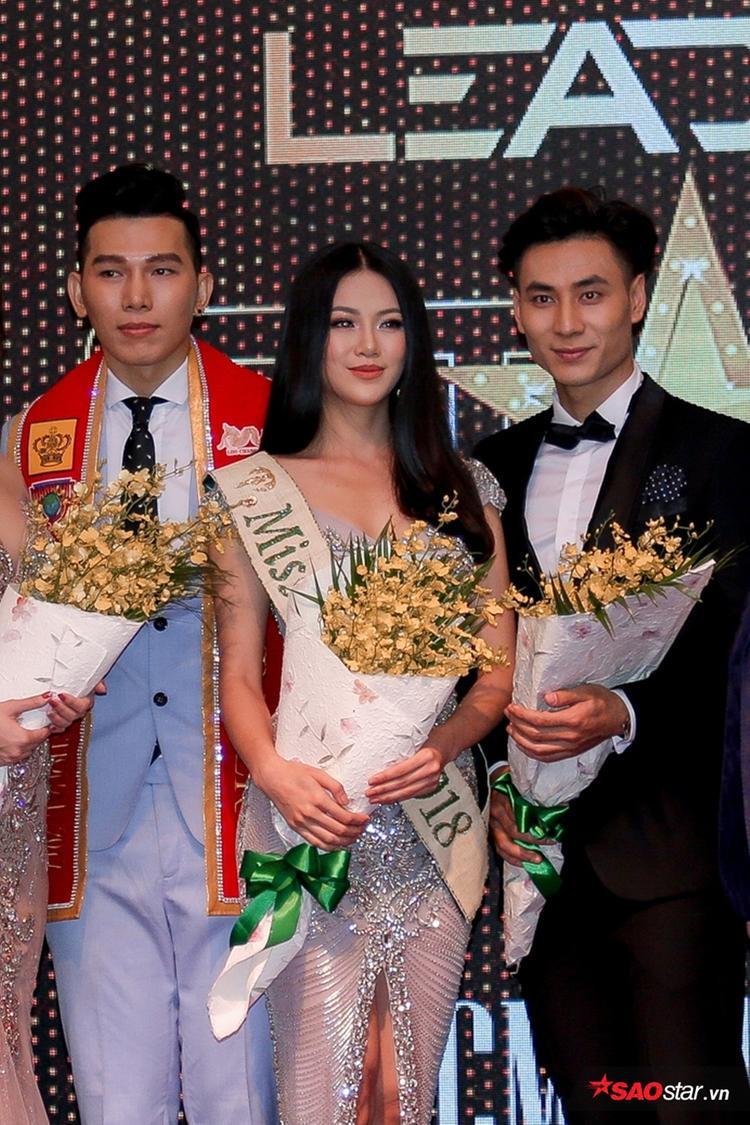 Nam vương Ngọc Tình: Có bằng chứng đâu nhưng ai cũng nói tôi và Phương Khánh mua giải
