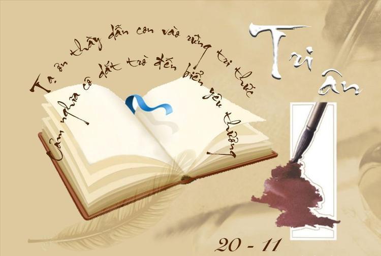 Ngày Nhà giáo Việt Nam 20-11 là dịp để tri ân thầy cô - (Ảnh minh họa).