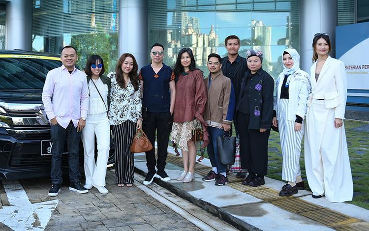 Hiệp hội các nhà thiết kế The Council of ASEAN Fashion Designers với những tên tuổi các nhà thiết kế thời trang nổi tiếng trong khu vực Asean