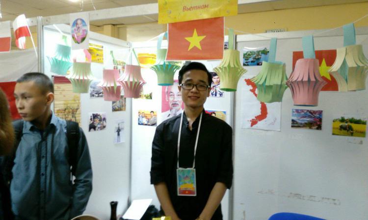 Vũ Bá Sang, sinh viên Việt Nam duy nhất tại Yakutsk