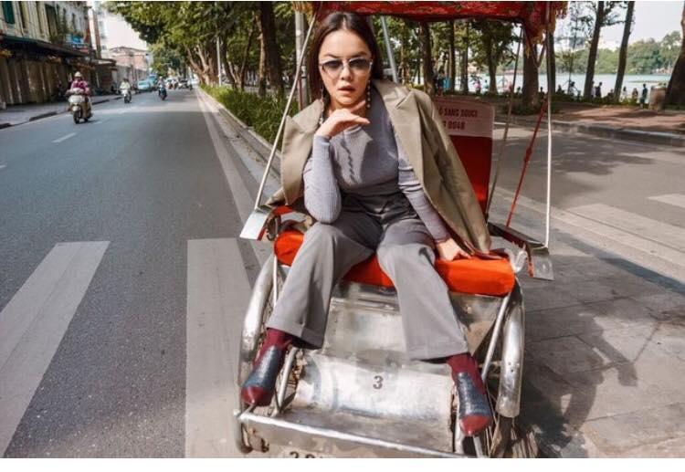 Phạm Quỳnh Anh: Minh chứng cho câu phụ nữ đẹp nhất khi không thuộc về ai Phạm Quỳnh Anh: Minh chứng cho câu 'phụ nữ đẹp nhất khi không thuộc về ai'