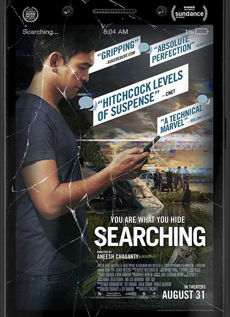Thông điệp của Searching  Truy tìm tung tích ảo: Thời sự, sâu sắc, nhân văn