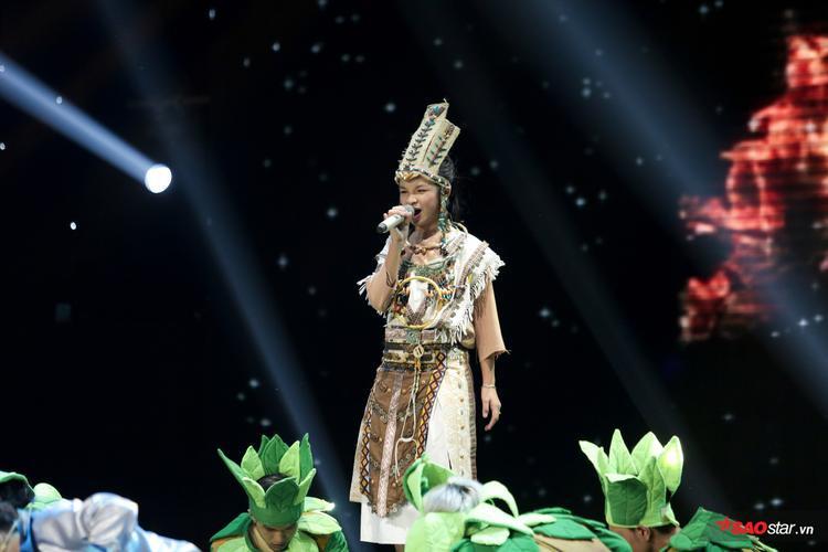 Liveshow 3: Hóa thân thành thần rừng, Thanh Hằng highnote siêu đỉnh với ca khúc rock Vì đâu