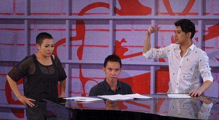 Tại The Voice 2017, Phương Thanh cũng là khách mời cố vấn đặc biệt cho team Noo Phước Thịnh.