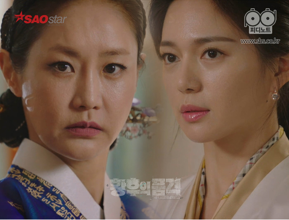 'The Last Empress': Jang Nara was taken advantage of during the fight between Lee Elijah and Shin Eun Kyung