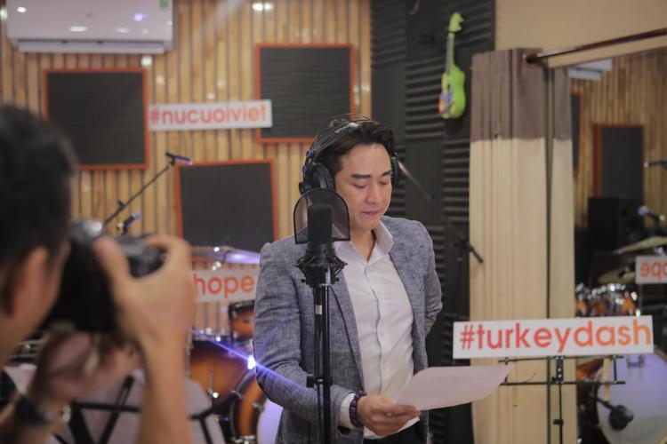 Dự án nào khiến Hứa Vĩ Văn dù không phải ca sĩ nhưng vẫn quyết cất giọng?