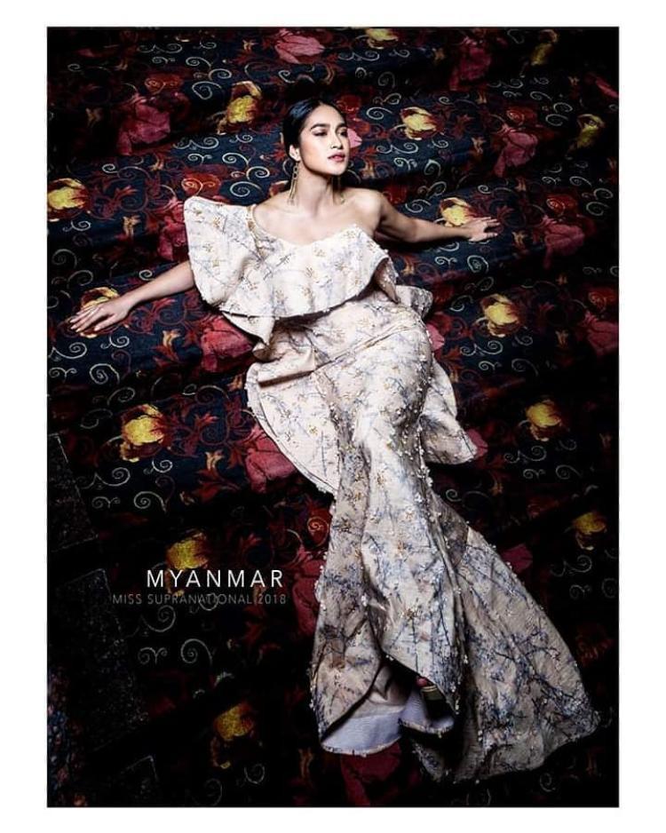 Đại diện đến từ Myanmar được dự đoán sẽ giành vương miện.