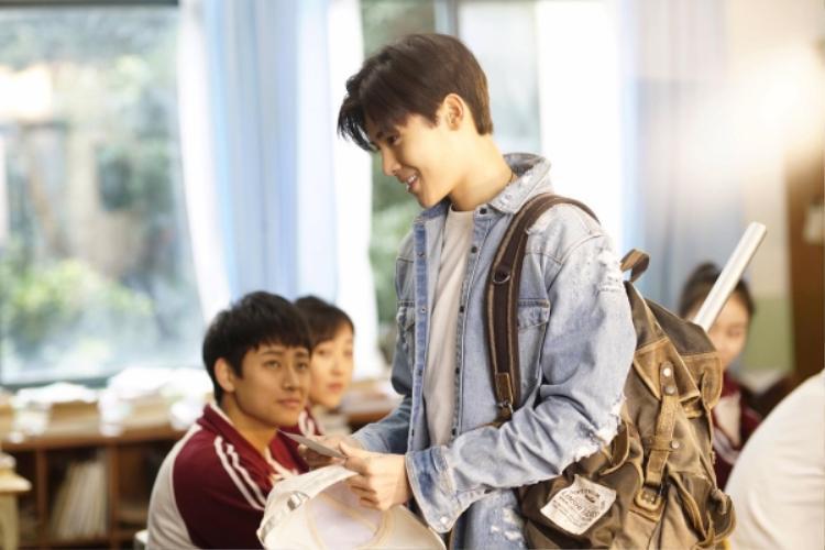 Hầu Minh Hạo: Tiểu thịt tươi trẻ đầy triển vọng của làng giải trí Hoa ngữ